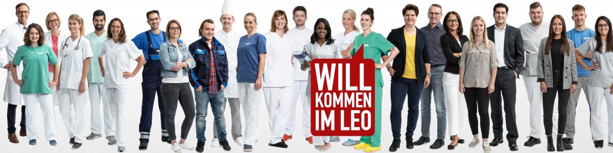 Leopoldina-Krankenhaus der Stadt Schweinfurt GmbH cover