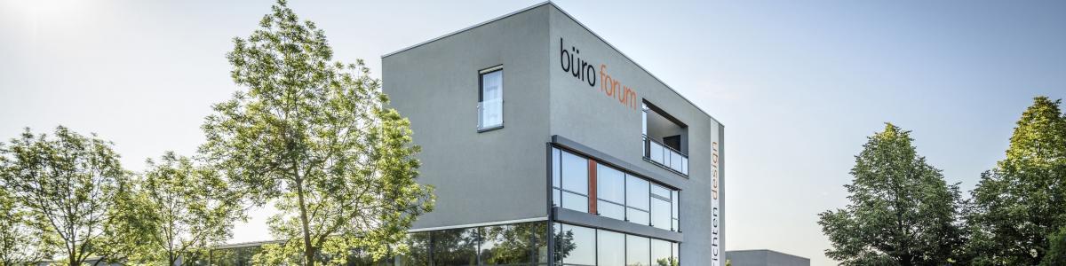 büroforum - planen und einrichten GmbH cover